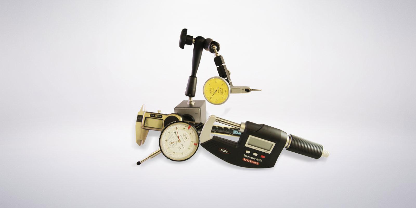 Métrologie Instruments de mesure