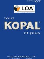 Catalogue LOA OUTILLAGE Accessoires de machine-outils KOPAL