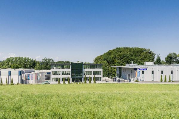 Site de production Haimer en Bavière