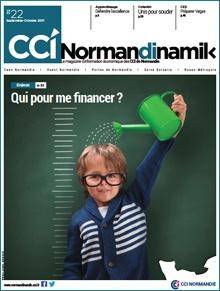 NORMANDINAMIK magazine CCI de Normandie