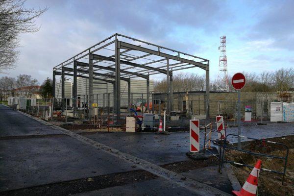 Bâtiment LOA Bretteville sur odon